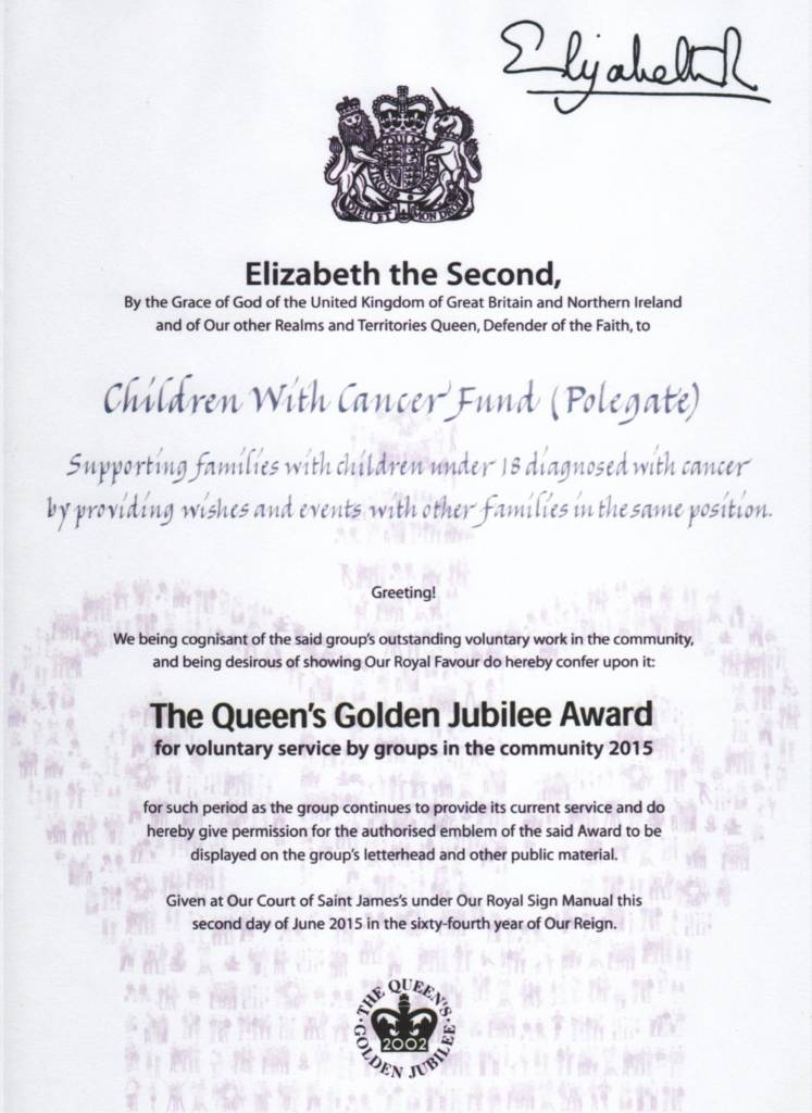 The Queens Award