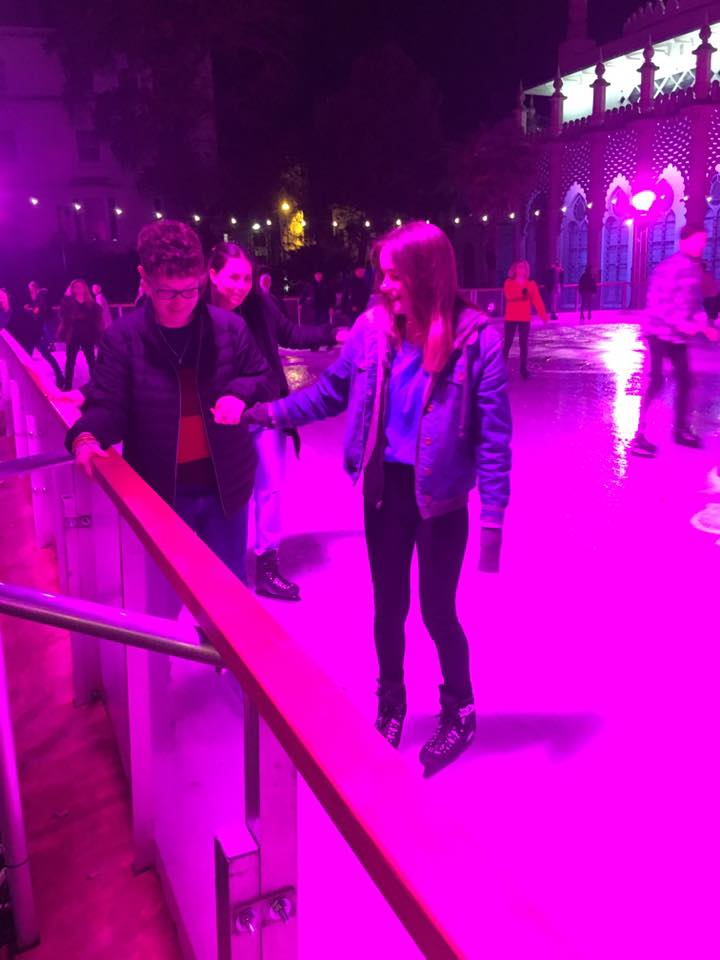 13-18 Ice Skating
