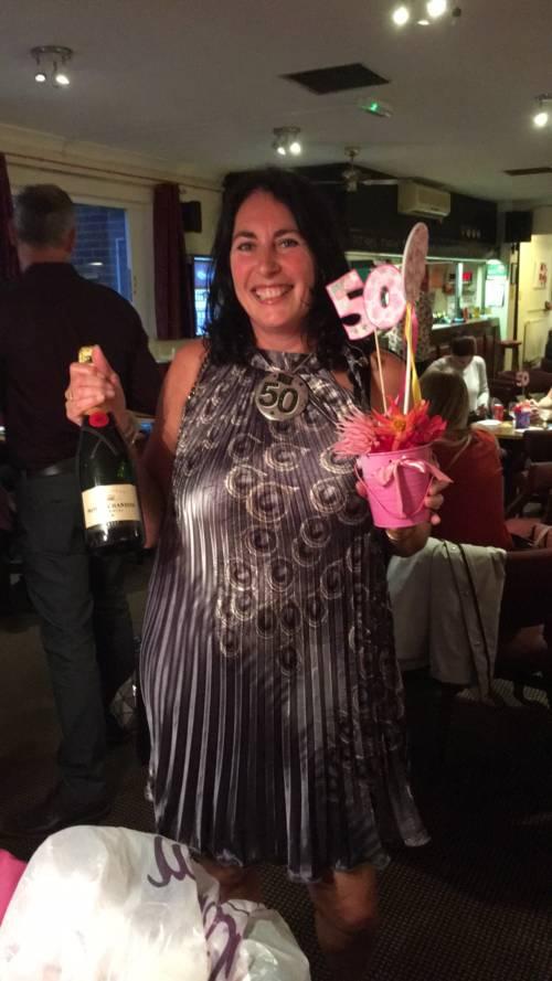 Sarah's 50th Fundraiser