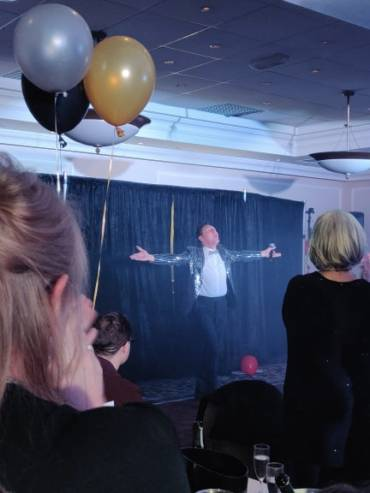 The Bella Berserk Charity Show