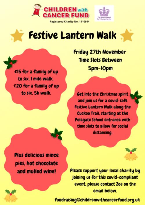 Festive Lantern Walk